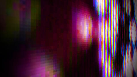 TV Noise 0504 HD-NTSC-PAL Footage
