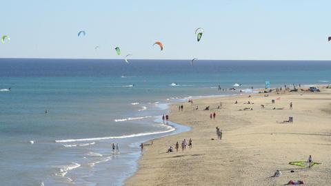 fuerteventura kitesurfers paradise 11114 Footage