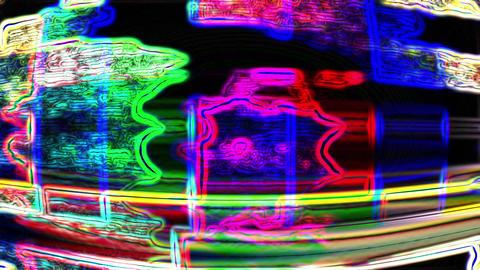 TV Noise 0611 HD-NTSC-PAL Footage
