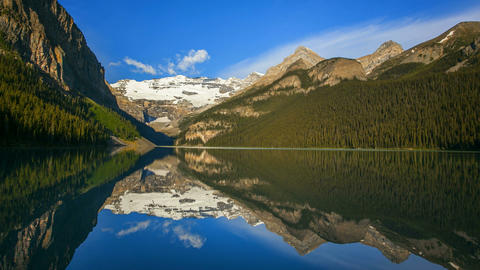 Lake Louise, Time Lapse Footage