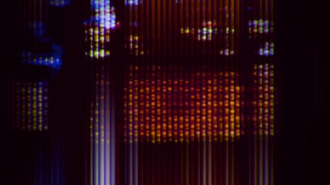 TV Noise 0734 Animation