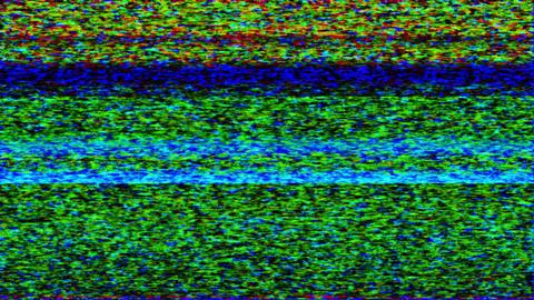 TV Noise 0746 HD-NTSC-PAL Stock Video Footage