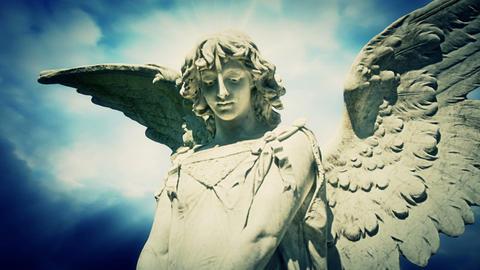 Angel 0101 HD-NTSC-PAL Stock Video Footage