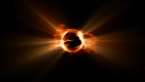 Event Horizon 0210 HD-NTSC-PAL Stock Video Footage