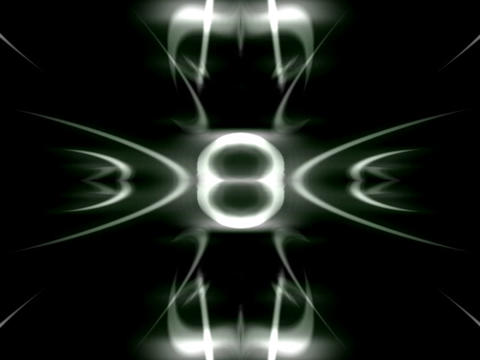 Symmetry #1 Stock Video Footage