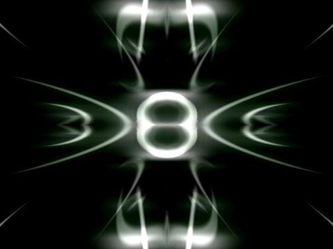 Symmetry #1 Stock Video Footage