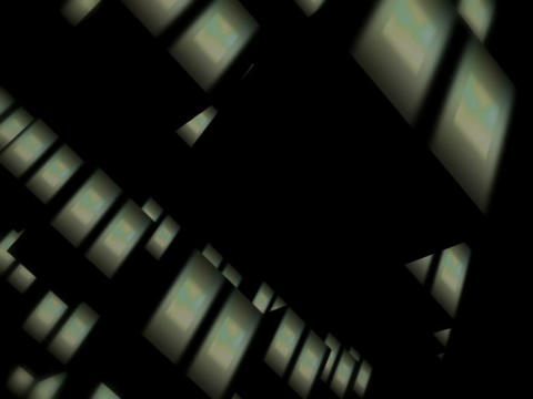 Rotating Cubes #1 stock footage