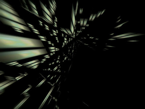 Rotating Cubes #1 Stock Video Footage