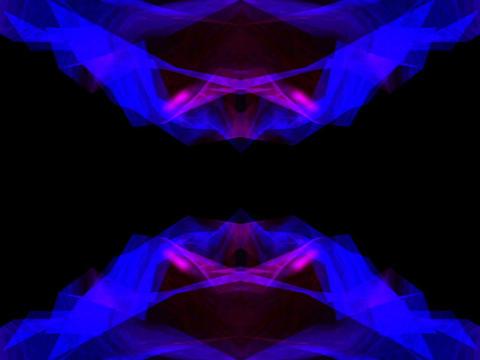 Glare Wave Background #2 Animation