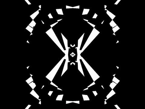 Geometric Symmetry #1 Stock Video Footage