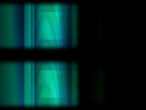 Vertical Stripes Noise #1 Stock Video Footage