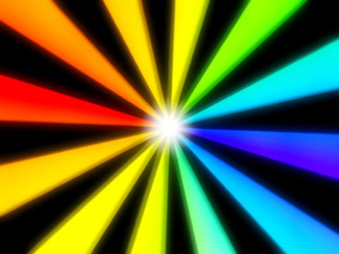 Spectrum Sunburst #1 Animation