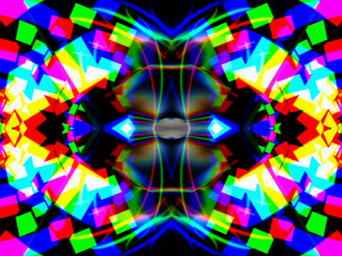 Complex Symmetry #3 Stock Video Footage
