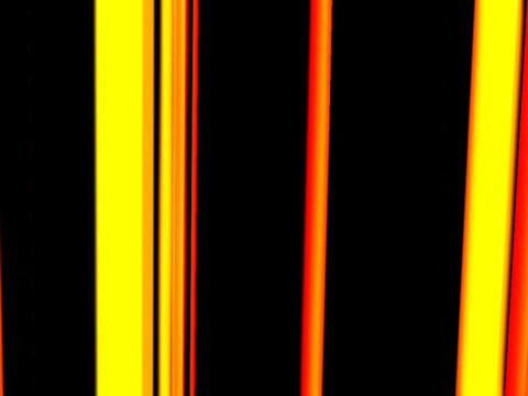 3D Multicolored Streaks #1 Stock Video Footage