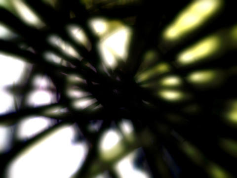 Glare Space #1 Stock Video Footage