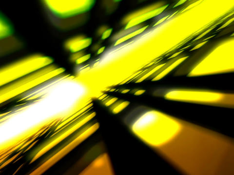Colorful Flashing Space #3 Animation