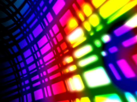 Rainbow Space #1 Animation