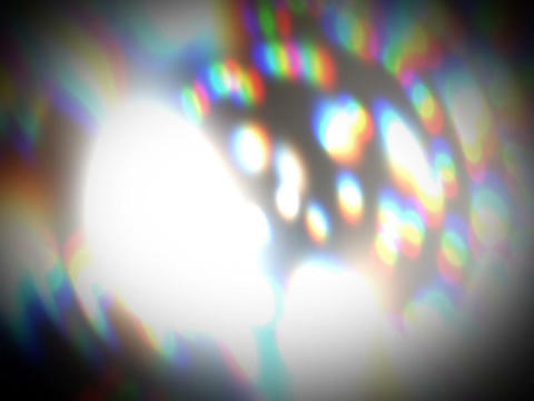 Prismatic Lights #1 Stock Video Footage