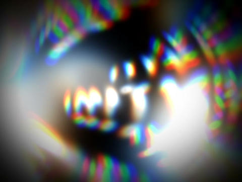 Prismatic Lights #1 stock footage