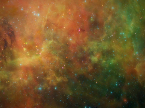 Nebula #1 stock footage