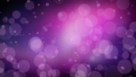 Dark Purple Bokeh Dot Background Stock Video Footage