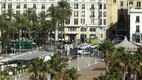 Alicante Spain 6 Stock Video Footage