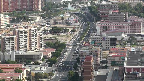 Alicante Spain 32 aerial Footage