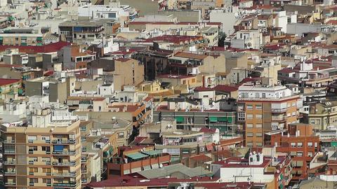 Alicante Spain 34 aerial Footage