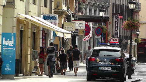 Alicante Spain 56 Stock Video Footage