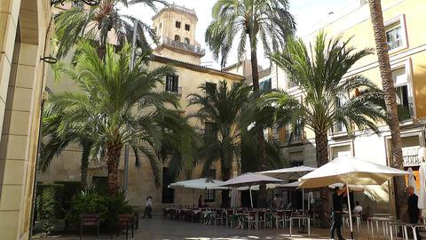 Alicante Spain 75 Footage