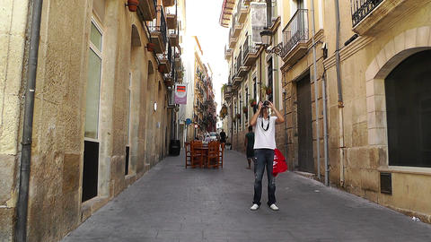 Alicante Spain 77 Footage