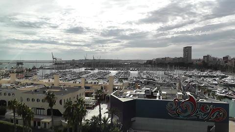 Alicante Spain 104 Stock Video Footage