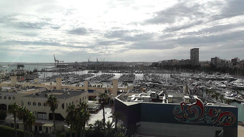 Alicante Spain 104 Footage