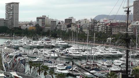 Alicante Spain 108 Stock Video Footage