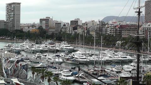 Alicante Spain 108 Footage