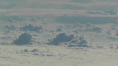 Altocumulus from Above 2 Footage