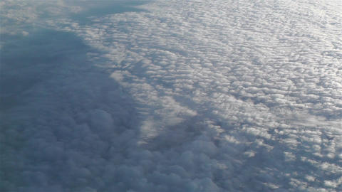 Altocumulus from Above 4 Footage