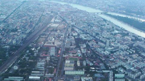Budapest Aerial 1 Footage