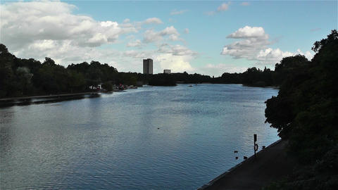 Hyde Park London 1 Footage