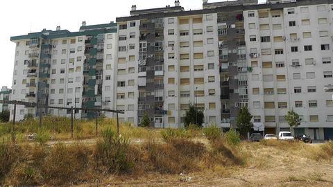 Lisbon Suburb 2 Footage