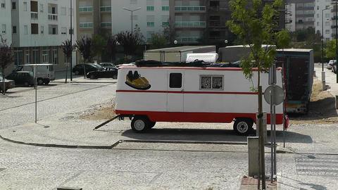 Lisbon Suburb 4 Footage