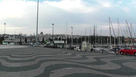 Lisbon Portugal 27 Stock Video Footage