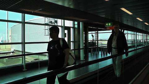 Schipol Airport Amsterdam 19 Footage
