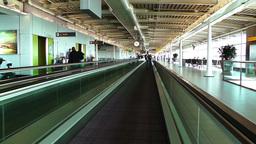Schipol Airport Amsterdam 23 Footage