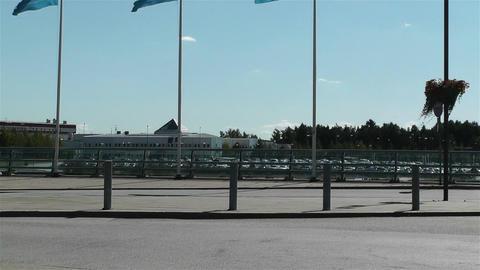 Stockholm Arlanda International Airport 4 Stock Video Footage