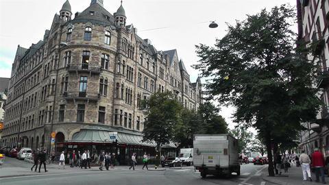 Stockholm Birger Jarlsgatan 1 Footage
