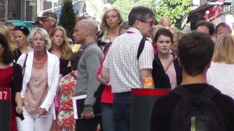 Stockholm Drottniggatan 3 Footage