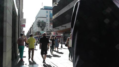 Stockholm Drottniggatan 16 Footage