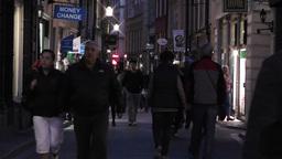 Stockholm Gamla Stan 26 evening Stock Video Footage