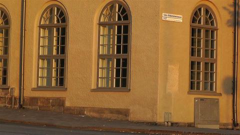 Stockholm Riddarholmen 11 sunset Footage